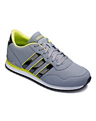 Adidas Run V Jog Trainers