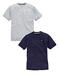 JCM Sports Pack of Two T-Shirts