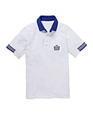 Admiral Style Polo Shirt Long