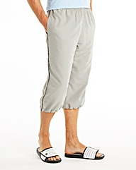 JCM Sports Pack of 2 3/4 Length Joggers