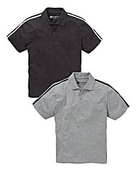 JCM Pack of Two Polo Shirts
