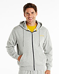 Mitre Full Zip Hoodie Regular