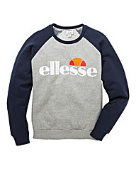 Ellesse Crew Neck Sweatshirt Long