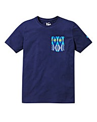 Nike Tribe Printed Pocket T-Shirt