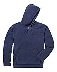 JCM 1/4 Zip Micro Fleece with Hood