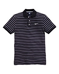 Nike Match-Up Mini Stripe Polo