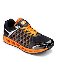JCM Sports Racer Trainers Extra Wide