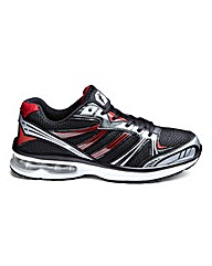 JCM Sports AirBubble Trainers Extra Wide