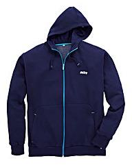 Mitre Full Zip Hooded Sweatshirt