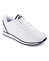 Ador Lace Up Trainers Wide Fit