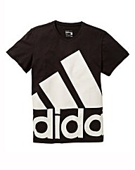 adidas Large Graphic Logo T-Shirt