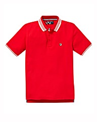 Fila Cotton Polo Shirt Long