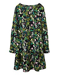 Botanical Swing Tunic