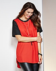 Colour Block Tunic