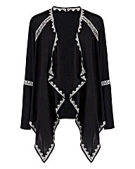 Crinkle Kimono