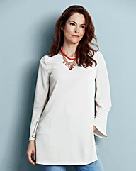 Bell-Sleeve Tunic