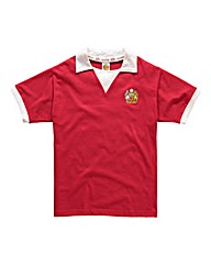 Toffs Retro Manchester United Shirt
