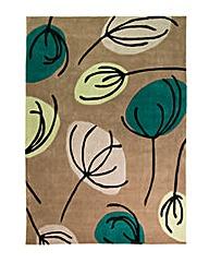 Fifties Floral Rug