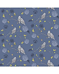Arthouse Night Owl Wallpaper