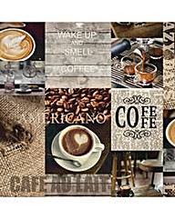 Arthouse Bistro Coffee Wallpaper
