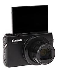 Canon PowerShot G7X Camera Black