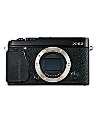 Fuji X-E2 System Camera Body Only