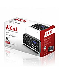 Akai DAB Digital Radio
