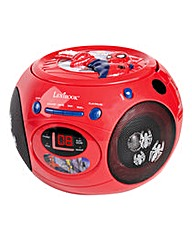 Lexibook Ultimate Spider-man CD Player