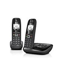 Gigaset AS405A Duo DECT Phone (Duo)