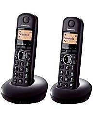 Panasonic Twin DECT Cordless Phone