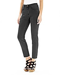 Simple Be Chloe Ankle Grazer Jeans