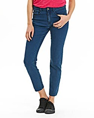 Simply Be Chloe Ankle Grazer Jeans Short