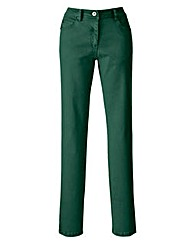 Petite Coloured Slim Leg Jeans