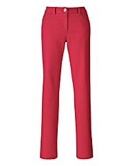 Simply Be Coloured Skinny Jeans Tall