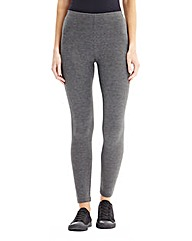 Tall Stretch Viscose Jersey Leggings