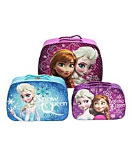 Disney Frozen Rope Handled Train Cases