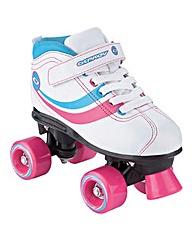 Osprey Disco Skates White Size 12