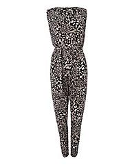 Ilse Jacobsen Printed Jersey Jumpsuit