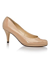 Van Dal Patent Classic Court Shoes
