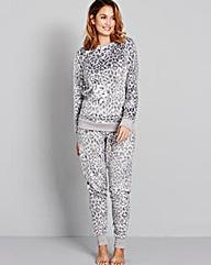 Pretty Secrets Minkfleece Twosie Pyjamas