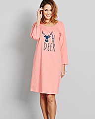 Pretty Secrets Sleepshirt L36