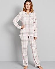 Pretty Secrets Flannel Pyjama Set