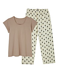 Pretty Secrets Penguin Pyjama Set