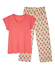 Pretty Secrets Owl Pyjama Set