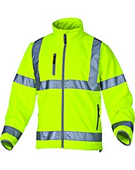 High Viz softshell