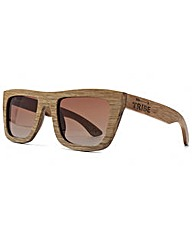 Tribe Zebrawood Sunglasses