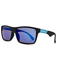 Fenchurch Two Tone Square Sunglasses
