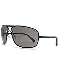 Suuna Lisbon Overlaid Aviator Sunglasses