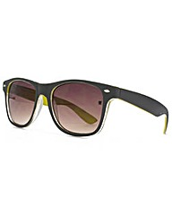 Fenchurch Retro Plastic Sunglasses
