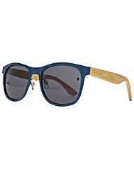 Fenchurch Bamboo Preppy Sunglasses